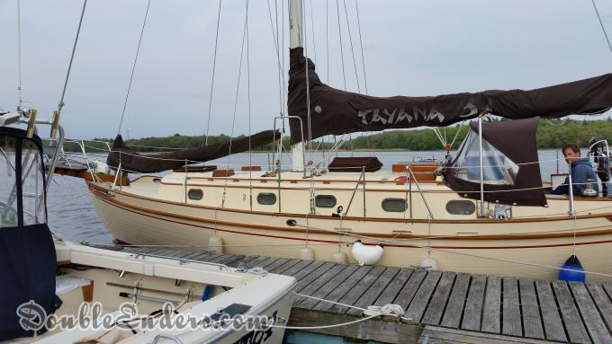 Isla Hope, a Tayana 37 from Tiverton RI