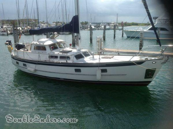 Magic Dragon, a Cheoy Lee 43 MS from Treasure Island Florida