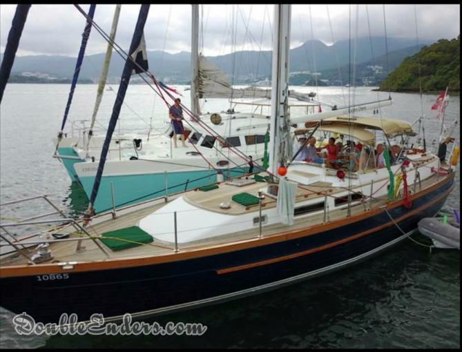 Eagles Quest, a Passport 51 from Hong Kong