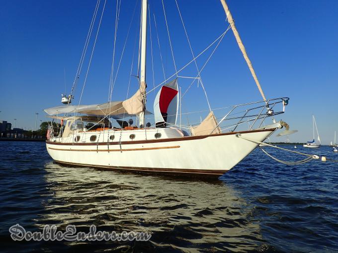 Maria, a Pacific Seacraft 37 from Arlington, VA