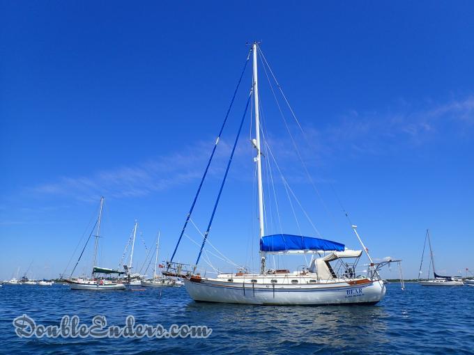 sailboat Bear, Tayana 37