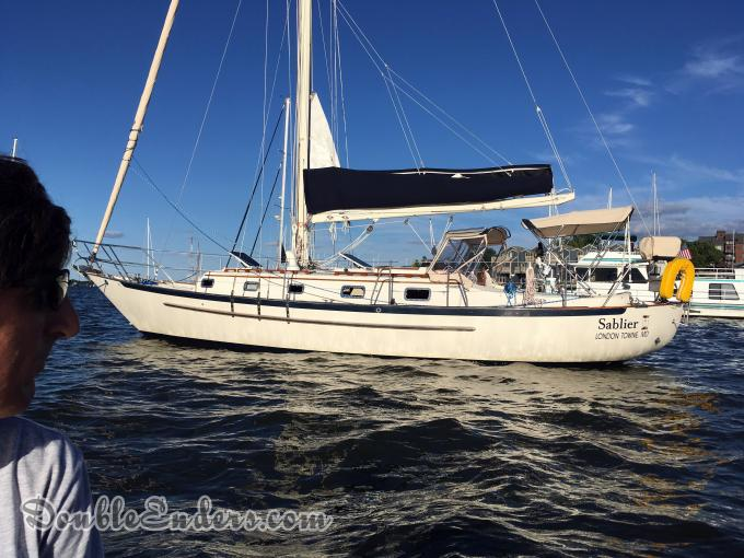 Sablier, a Pacific Seacraft 37 from LONDON TOWNE, MD