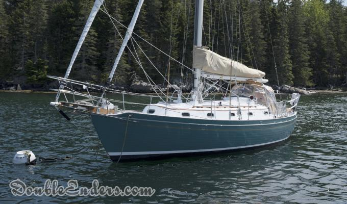 Seraph, a Tashiba 36 from Cape Rosier, ME