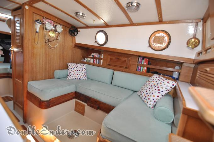 Starwhite, a Westsail 28 from Seattle, WA