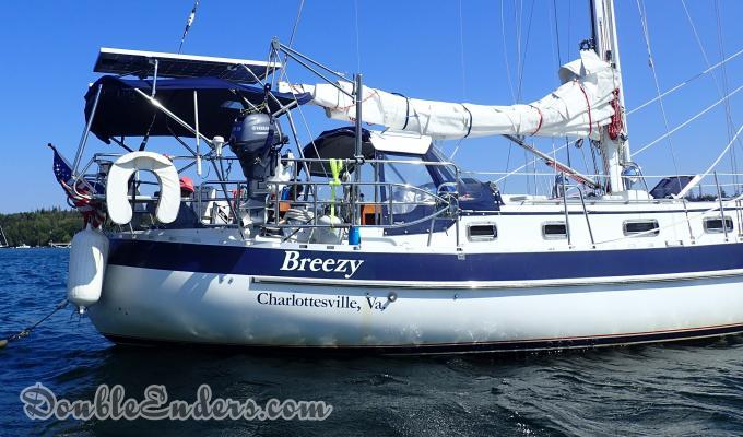 Breezy, a Valiant 42 from Charlottesville, VA