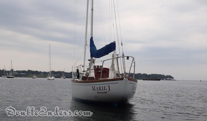 Marie J, a Tiffany Jane 34 from Nantucket