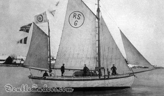 Nordland, a Redningsskoyte from Norway
