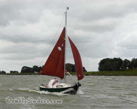 Kleinkapitalist, a Lynaes 14 from Alkmaar, The Netherlands