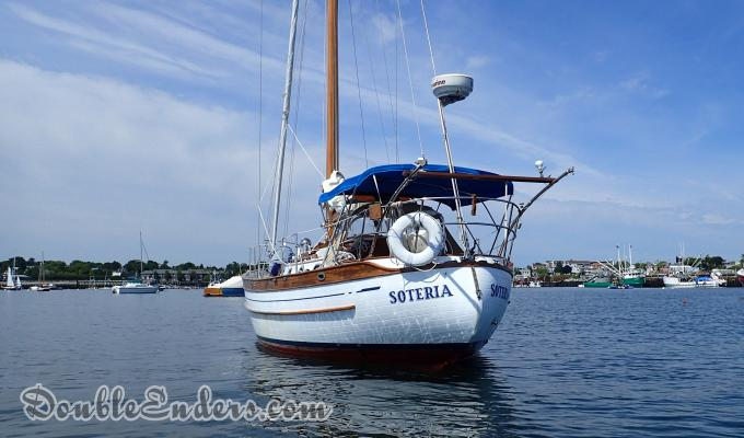 Soteria, a Baba 35 from South Thomaston, Maine