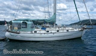 Traveler, a Tayana 37 from Herndon, VA