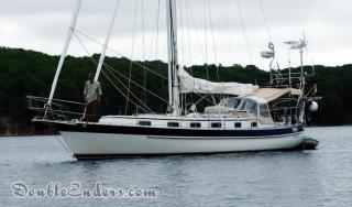 Minx, a Valiant 42 from Chesapeake City, MD