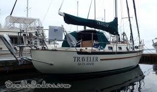 Traveler, a Pacific Seacraft 34 from Bath, Maine
