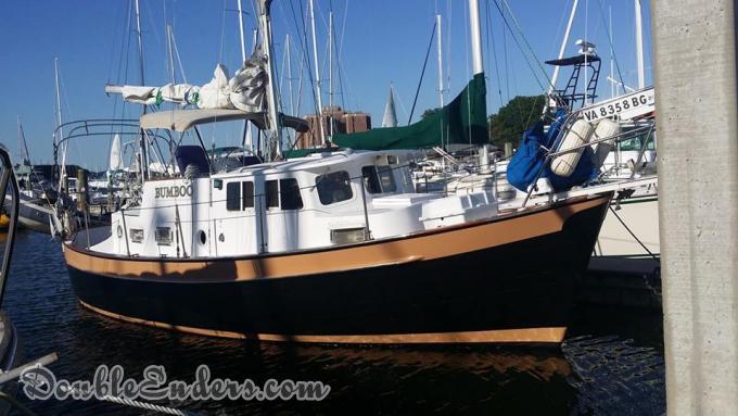Bumboo - Fales Navigator 32