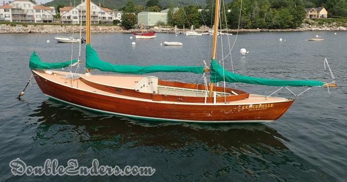 Cercerelle, a Rozinante from Ilseboro, Maine