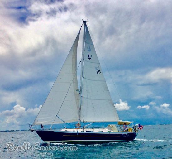 Ella Mae, a Pacific Seacraft 40 from Centre, AL
