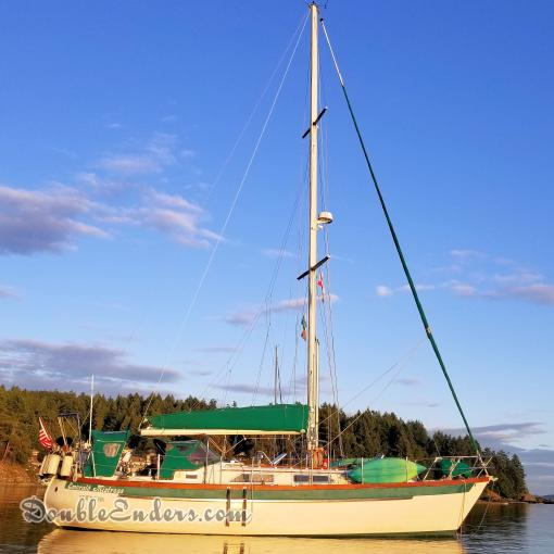 Emerald Mistress, a Slocum 43 from Seattle, WA