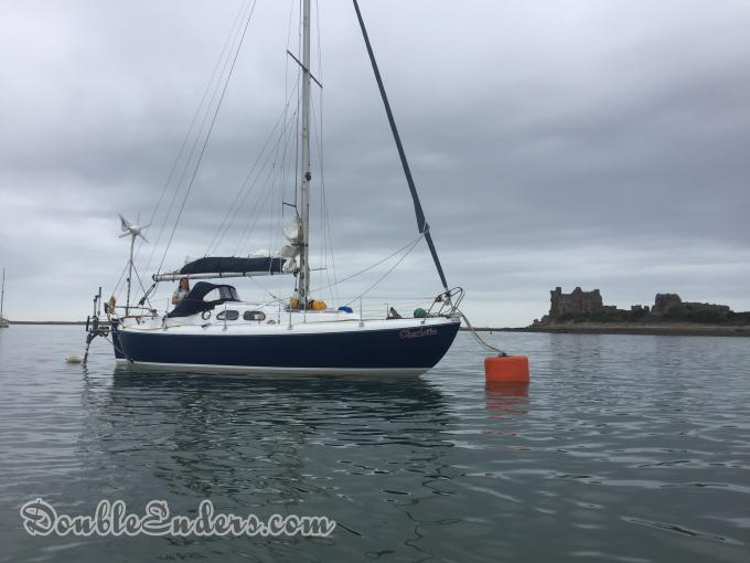 Charlotte, a Storfidra 25 from Person Marina, UK.