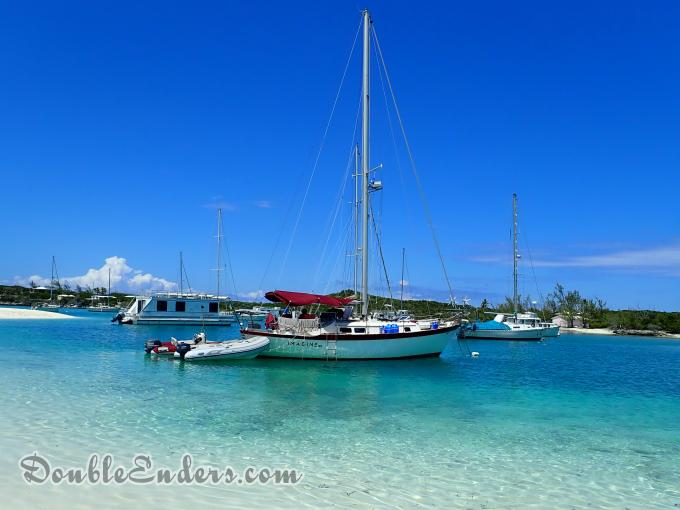 Imagine 2012, a Southern Cross 35 from Georgetown, Bahamas