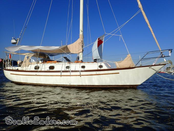 Maria, a Pacific Seacraft 37 from Arlington, VA