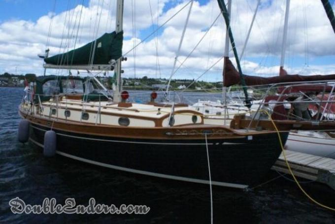 Phoenix VI, a Tayana 37 from Bedford, Nova Scotia