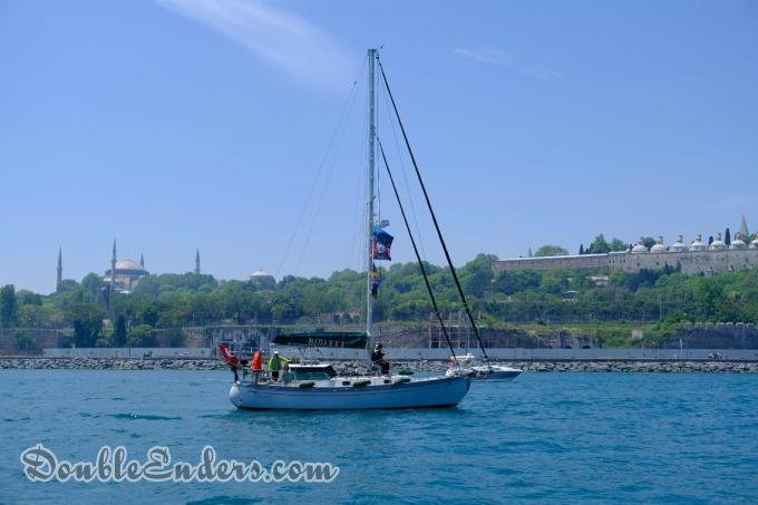 BIDARKA, a Baba 35 from İstanbul