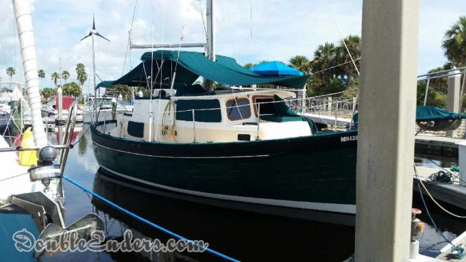 Barca Verde, a Fales 32 Navigator from Pine City, MN