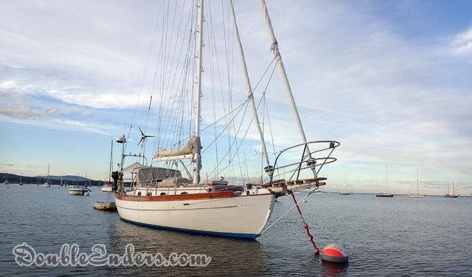 Gypsy Rose, a Union 36 from Rockland, ME