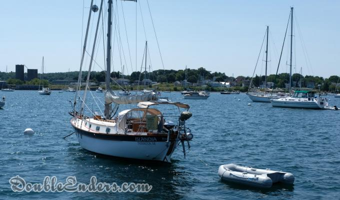 Islandia, a Southern Cross 31 out of Thomaston, Maine