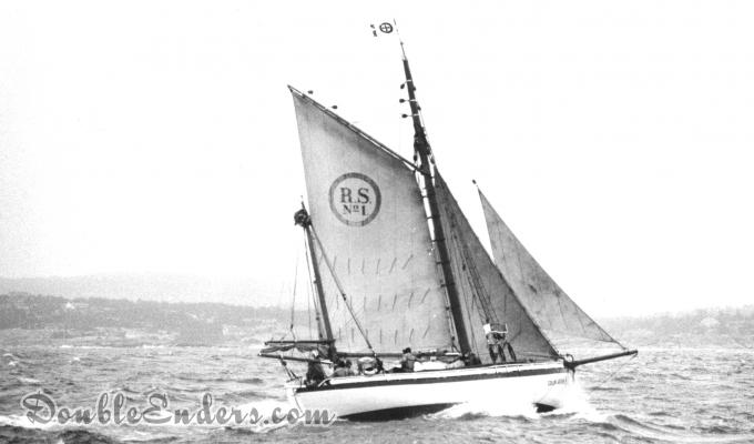 RS 1 Colin Archer, a Redningsskoyte from Oslo, Norway
