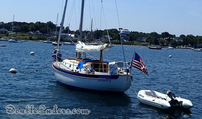 Winifred, a Vineyard Vixen 34 from South Bristol, ME
