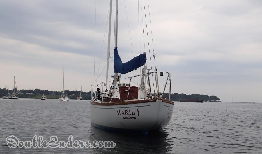 Marie J, a Tiffany Jane 34 from Nantucket