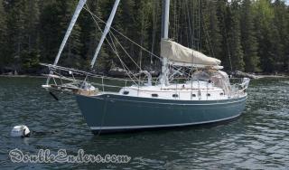 Seraph, a Tashiba 36 from Cape Rosier, ME