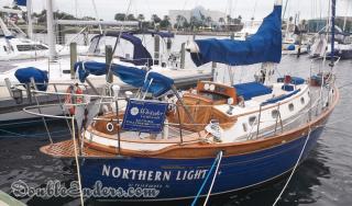 Northern Light, a Baba 35