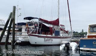 Talaria, a Vancouver 42 from Portland, OR