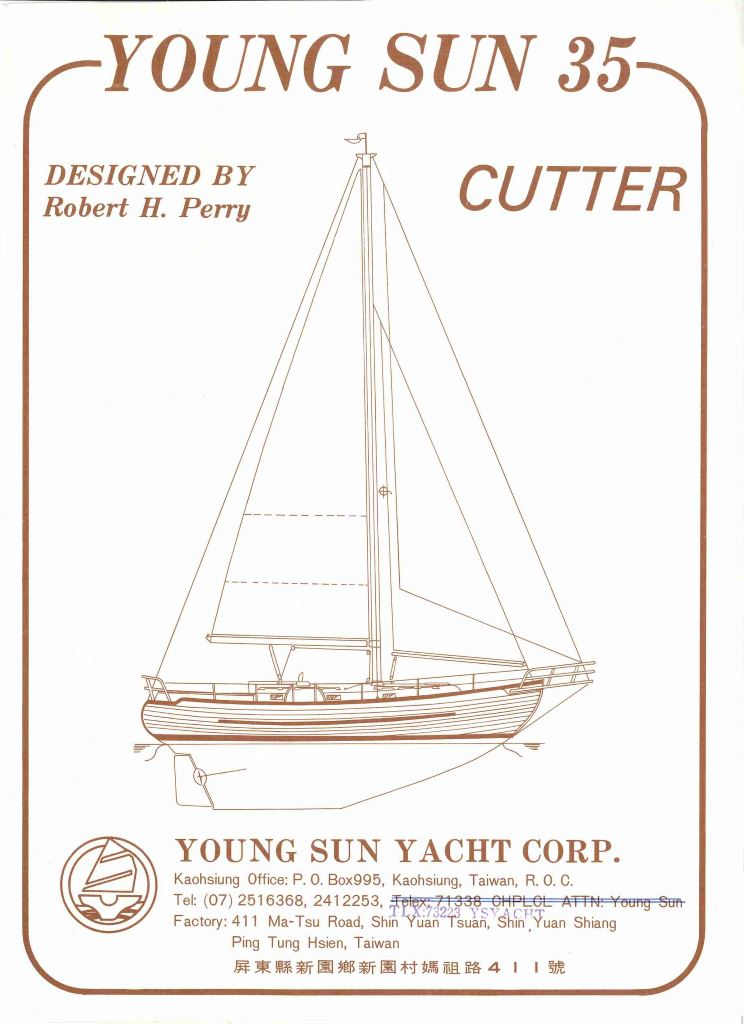 Young Sun 35 advertisement